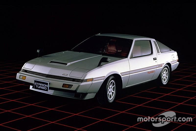 Mitsubishi Starion, un nom qui fait toujours débat!
