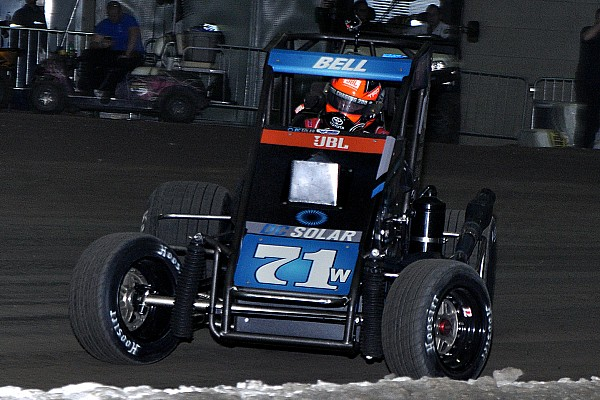 Midget Chili Bowl Nationals: Christopher Bell wins Thursday night qualifier