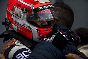 FIA F2 Reporte de la carrera Victoria de Ghiotto en la Fórmula 2