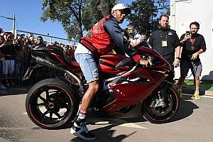 Automotive Noticias de última hora Lewis Hamilton hará más diseños de motos con MV Agusta