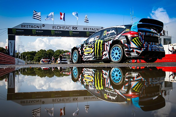 World Rallycross Les 25 meilleures photos de Lohéac