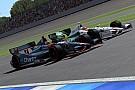 Simracing video: Wim Klop wint zijn eerste SRVN IndyCar-wedstrijd