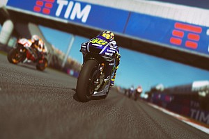 Jeux Video Actualités Le test de Valentino Rossi : The Game, que de contenu !