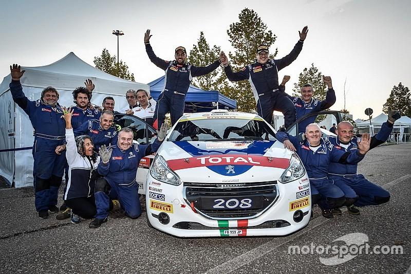 Rally 2 Valli: il video Peugeot della prima tappa