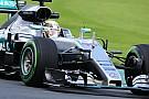 Lewis Hamilton fue el más rápido en la FP1