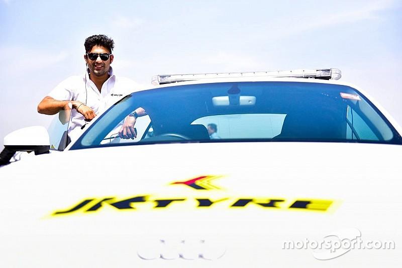 Ebrahim joins FFF racing team for third Super Trofeo season