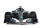 Формула 1 4 слайдери: порівняння нової і торішньої машин Ф1 Mercedes