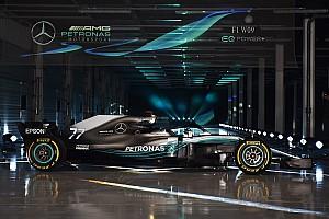 Formule 1 Diaporama Photos - La présentation de la Mercedes F1 W09