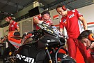 MotoGP Dovizioso finding Ducati fairing choice