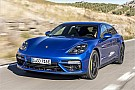 Porsche Panamera Turbo S E-Hybrid Sport Turismo im Test
