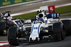 Fórmula 1 Noticias Williams espera un gran avance de Stroll en 2018