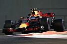 Formula 1 Verstappen: