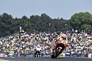 """MotoGP マルケス、FP3の転倒に""""救われる""""「あの転倒以降は慎重になっていた」"""