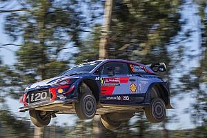 WRC Résumé de spéciale ES10 à 12 - Neuville s'envole, Meeke dans les arbres