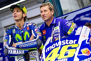MotoGP Interview What's it really like to work with Valentino Rossi?