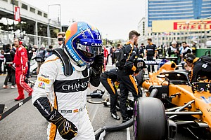 Formule 1 Preview Alonso :