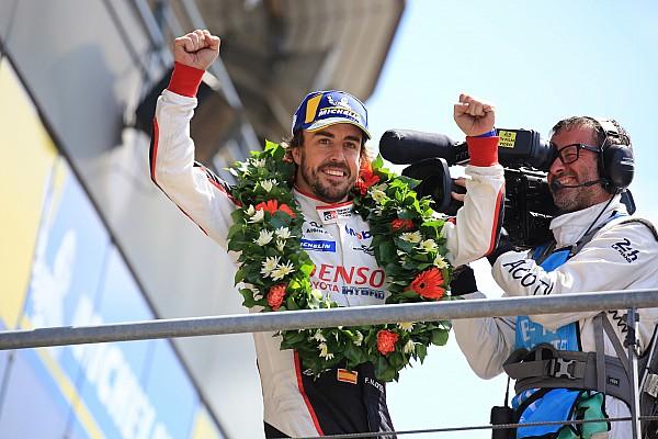 Formule 1 Nieuws McLaren feliciteert Alonso met overwinning in 24 uur van Le Mans