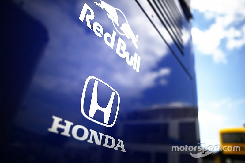 Red Bull says Honda giving it 'party mode' for first time