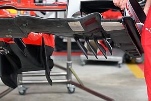 Formula 1 Analisi Ferrari: quanti sensori di pressione sotto all'ala anteriore della SF70H!