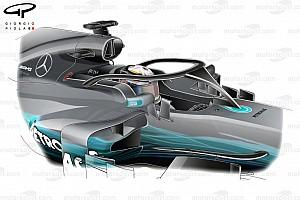 Formule 1 Analyse Tech analyse: Veranderingen voor het F1-seizoen 2018 verklaard