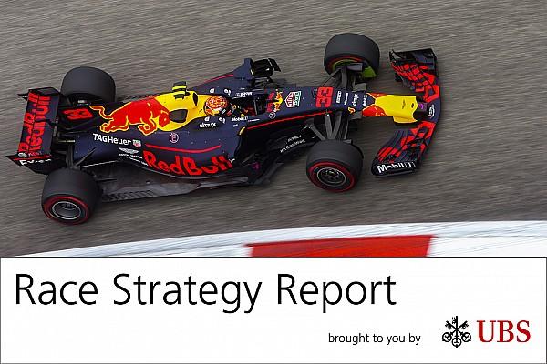 Fórmula 1 Cómo Verstappen puso en jaque a Ferrari en Austin