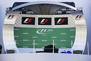 Formula 1 Breaking news Old F1 logo not