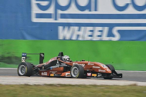 ALTRE MONOPOSTO Gara F2 Italian Trophy: Riccardo Ponzio concede il bis in Gara 2 a Monza