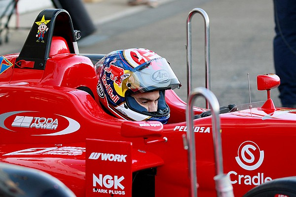 MotoGP Nieuws Marquez en Pedrosa testen F3-bolide tijdens Honda-evenement