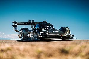 Dumas: Electric VW, Pikes Peak'te sürdüğüm en iyi araç