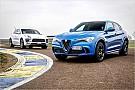 Alfa Romeo Stelvio QV vs. Porsche Macan Turbo PP