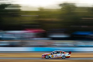 Supercars Qualifying report Ipswich Supercars: McLaughlin storms to Race 1 pole