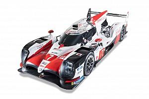 Alonsos LMP1-Renner für WEC: Toyota lässt die Hüllen fallen