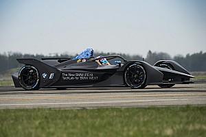 Formula E Son dakika BMW, yeni Formula E aracıyla ilk testini tamamladı