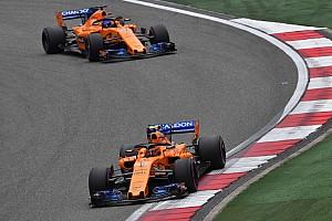 Formel 1 News McLaren im Qualifying: Windschattenspiel ging nicht auf