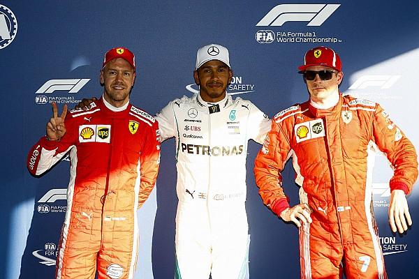 F1 突发新闻 法拉利相信正赛速度更加接近梅赛德斯