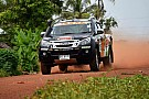 Cross-Country Rally Takale/Sherif gets top 10 finish in Asian cross-country rally