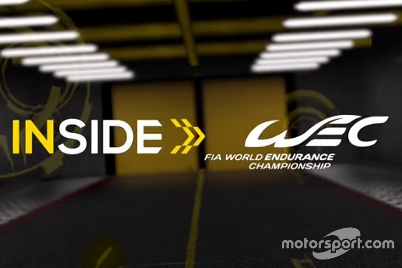 Video: Inside WEC Nürburgring
