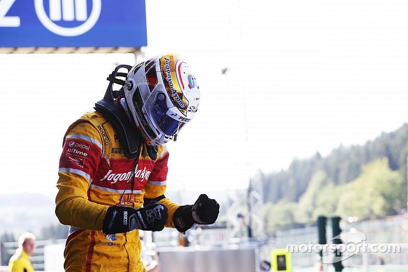 GP2 у Монці: Джовінацці виграв гонку після старту з останнього ряду