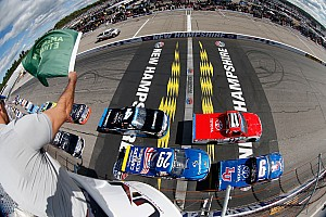 NASCAR Truck Analysis NASCAR Truck Chase: Will experience win out over youth?