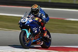 Supersport Qualifyingbericht Supersport-WM Donington: Sandro Cortese in Reihe eins