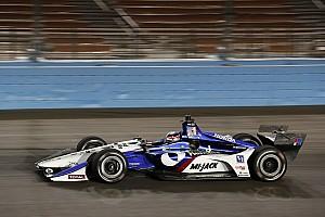 IndyCar Testing report Rahal team dominates IndyCar night testing at Phoenix