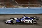 Phoenix testleri: İlk IndyCar testine RLLR damgası