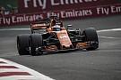 McLaren diz que atualização trouxe