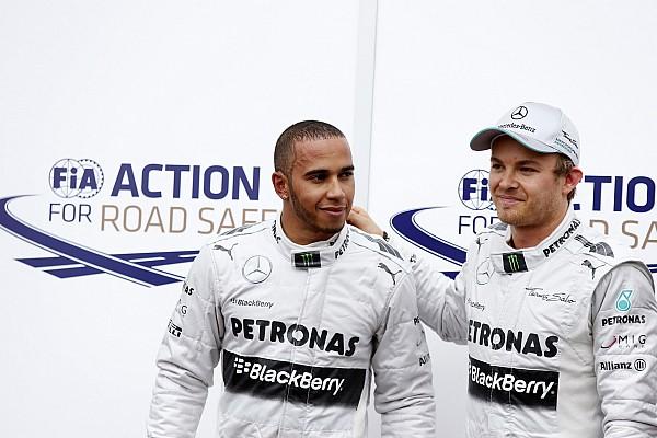 Formula 1 Son dakika Rosberg: Rakipleri, Hamilton'ı yenmek için