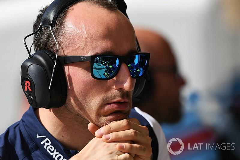 """Kubica: Conciliar WEC com F1 seria """"muito arriscado"""""""