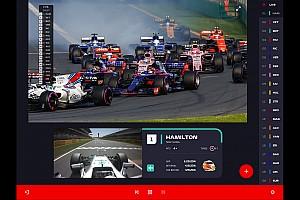 La F1 estrena un nuevo servicio de TV online que no llegará a España