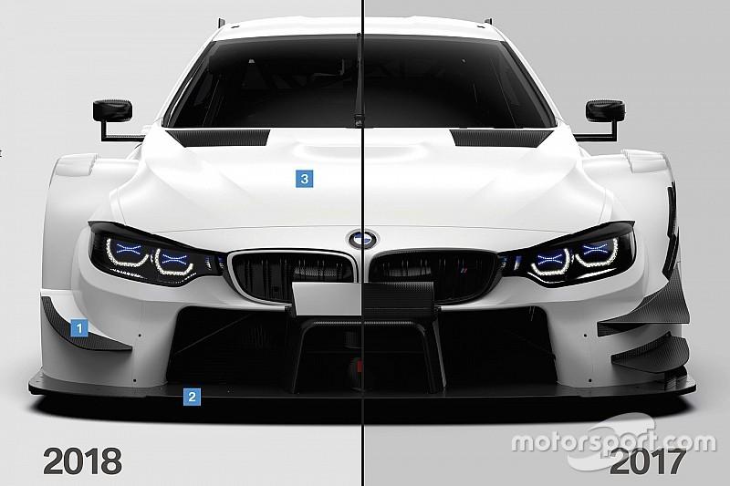 [DTM] 新赛季技术规则调整,下压力减少三分之一
