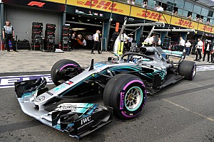 Bottas set for gearbox change penalty after crash