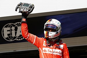 Formel 1 Rennbericht Formel 1 2017 in Brasilien: Vettel siegt trotz Hamiltons Aufholjagd
