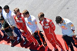 Anderson: F1, sürücülerin ağırlık problemini çözmek için daha fazlasını yapabilir